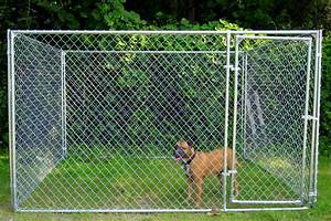2016 alibaba cheap galvanized chain link fence dog kennels for Dog fence for sale cheap
