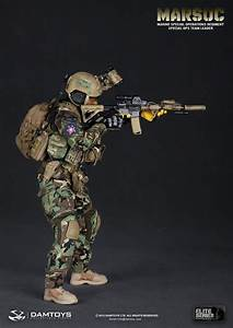 toyhaven: Preview DAM Toys 1/6 MARSOC (Marine Special Ops ...
