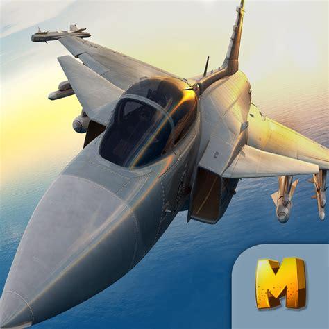 F18 Jet Fighter Air Strike Simulator 3d