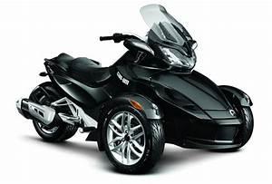 Moto Avec Permis B : pr sentation du scooter 3 roues moto 3 roues can am spyder st sm5 ~ Maxctalentgroup.com Avis de Voitures