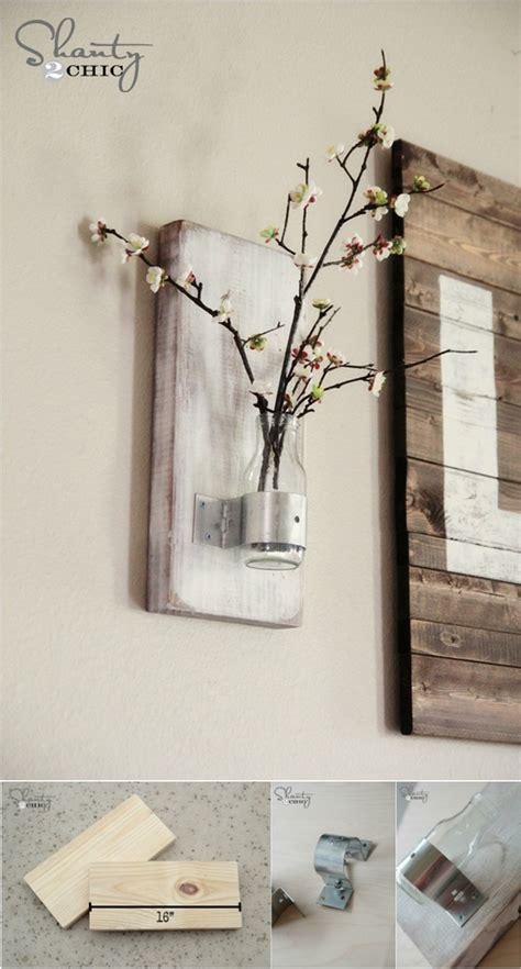 Home Decor Wall Diy Rustic Wall Decoration Ideas Diy Home Decor