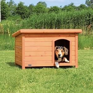 Hundehütte Mit Terrasse : trixie hundeh tte natura mit flachdach 39551 von trixie g nstig bestellen ~ Watch28wear.com Haus und Dekorationen