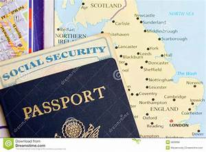 united states passport and travel documents royalty free With what documents for us passport