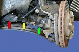 Volkswagen Golf Gti Mk V Front Tie Rod End Replacement