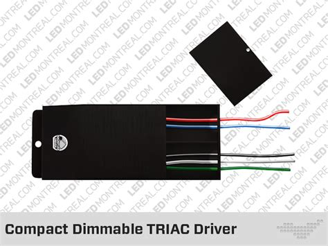 l dimmer using triac triac dimmable led driver led montreal