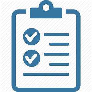 Check mark, checklist, clipboard, exam, seo audit, tasks ...