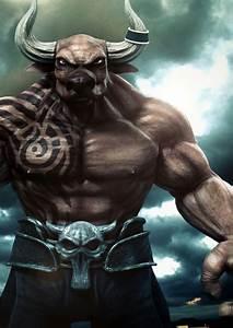 52 best images about zz_Creatures: Minotaur on Pinterest ...