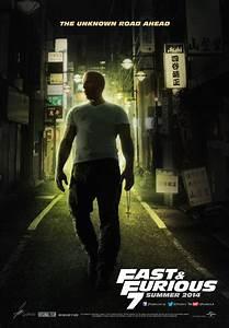 Fast Furious 8 Affiche : fast and furious 7 premi re affiche officielle avant la bande annonce ~ Medecine-chirurgie-esthetiques.com Avis de Voitures
