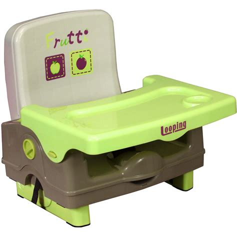 rehausseur de chaise pliable mobilier table rehausseur de chaise pour bebe