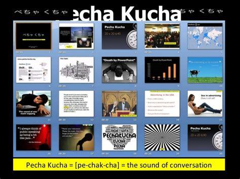 Pecha Kucha Powerpoint Template by Pecha Kucha Slideshow