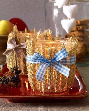 landhausstil selbermachen diy oktoberfest decorations autumn decorating und oktoberfest