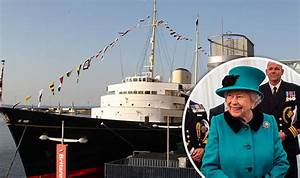 MPs Call For New Lottery To Fund New Royal Yacht Britannia