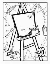 Coloring Pages Craft Printable Birthday Birthdayprintable sketch template