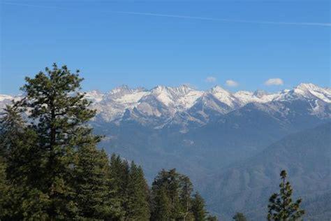 Foto De Moro Rock, Parque Nacional Sequoia Y Kings Canyon
