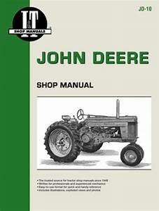 John Deere Gasoline Model 50  60  U0026 70 Tractor Service