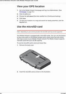 Sierra Wireless Ac754s Mobile Hotspot User Manual Aircard
