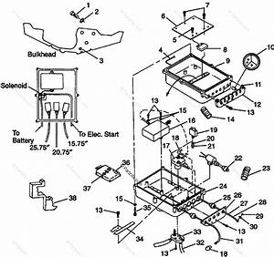 Polaris Watercraft 1997 Oem Parts Diagram For Electrical