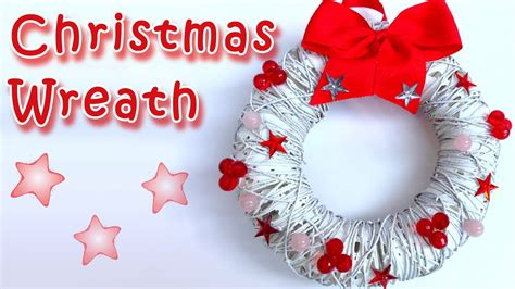 christmas items you tube wreaths decorations wreath diy crafts