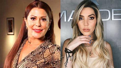 Alejandra Guzmán desea una reconciliación con su hija ...