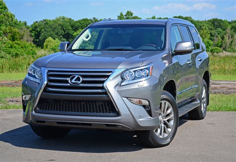 2014 Lexus Gx 460 Review & Test Drive