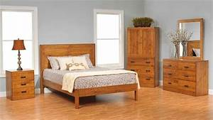 The charm and essence of real wood bedroom furniture my for Wood bedroom furniture