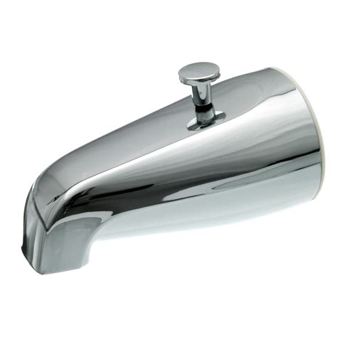 Shop Danco Zinc Tub Spout With Diverter At Lowescom
