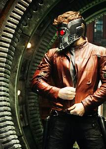 Chris Pratt as Peter Quill aka Star-Lord in GUARDIANS OF ...