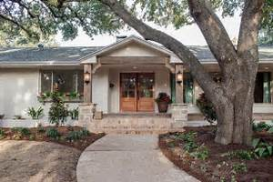 Fixer Upper Midcentury Quot Asian Ranch Quot French Country Joanna Gaines Hgtv Ranch Ranch House Designs For Beautiful Countryside