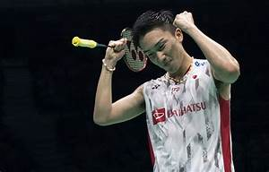 Asia Championship: Kento Momota dethrones Chen Long for ...