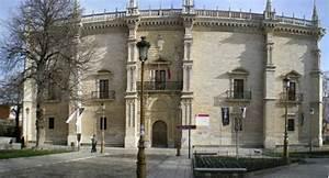 Palacio Santa Cruz  U2013 Valladolid