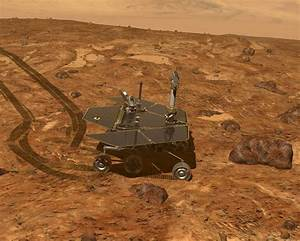 Mars Rover - Pics about space