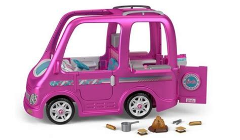 fisher price recalls  power wheels barbie dream campers