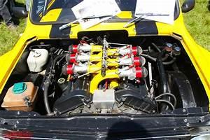 2 9 Ford V6 Quad Cam 24 Valve Granada Scorpio Engine And
