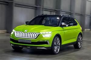 Hybrid Motors Group : skoda vision x concept first drive of hybrid cng crossover autocar ~ Medecine-chirurgie-esthetiques.com Avis de Voitures