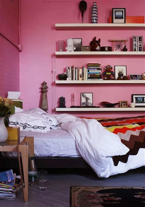 pink walls bedroom 10 pink bedrooms design sponge 12894