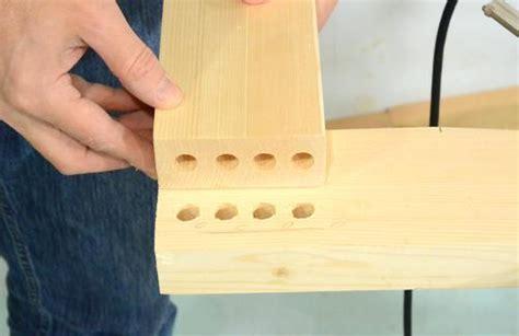 membuat meja kayu sederhana  lem kayu