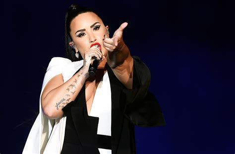 Demi Lovato 'felt Terrible' & 'really Depressed' About