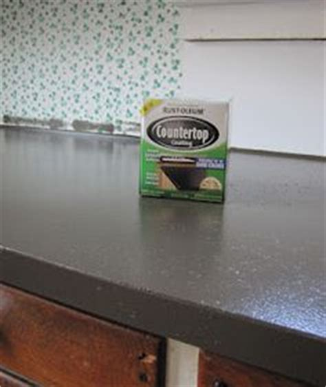 How To Get Rust A Countertop by Rust Oleum Countertop Paint Tinted To Ash With Behr