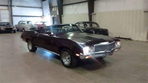 1971 Buick Skylark Convertible Runs, Drives Great, Hot Rod