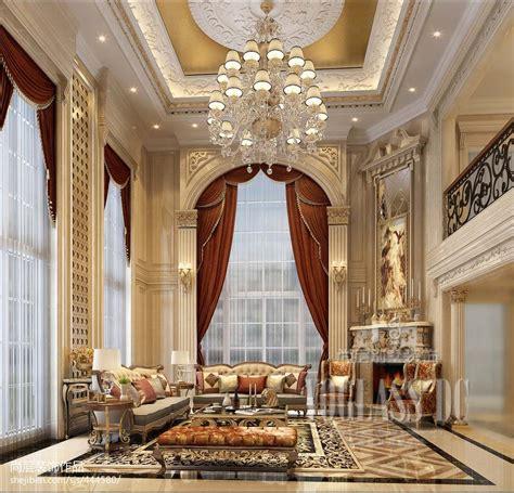 traditional home interior design 丽宫别墅法式古典风格门窗装修效果图 设计本装修效果图
