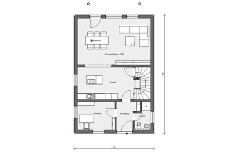 Schmales Haus Grundriss by Haus F 252 R Schmale Grundst 252 Cke Schw 246 Rerhaus