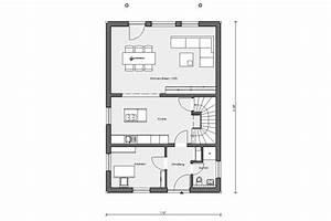 Schmale Häuser Grundrisse : haus f r schmale grundst cke schw rerhaus ~ Indierocktalk.com Haus und Dekorationen