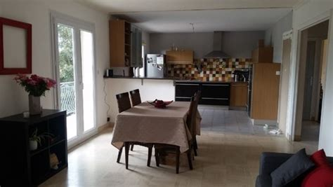 ouverture mur cuisine salon casser mur entre cuisine et salle salon