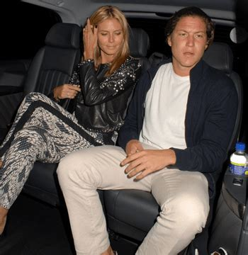 Heidi Klum Boyfriend Vito Schnabel Speaks Out After