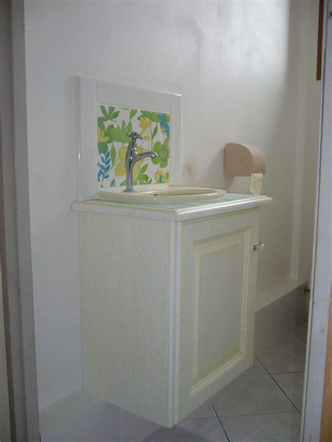 cuisiniste omer salle de bains blanc vert gilles martel