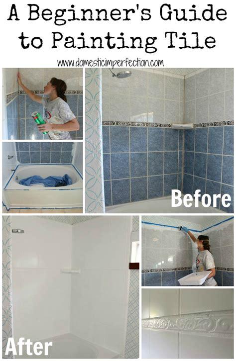 bath tile paint for dummies tile design ideas