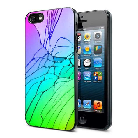 custom iphone cases out broken glass custom iphone iphone 4 by
