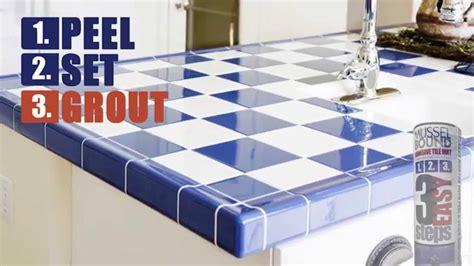 adhesive tile mat musselbound adhesive tile mat