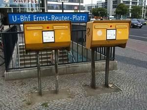 Spätleerung Briefkasten Berlin : briefkasten ernst reuter platz 2 6 in berlin charlottenburg kauperts ~ Frokenaadalensverden.com Haus und Dekorationen