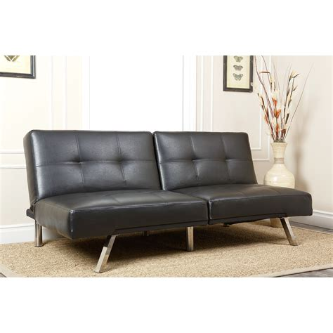 abbyson living aspen convertible sleeper sofa reviews